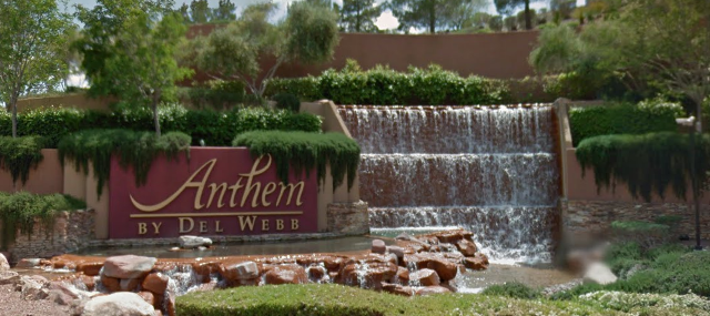 Anthem Community Sign